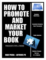 How to Promote and Market Your Book cover